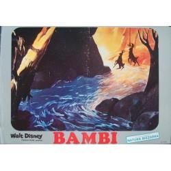 Bambi (fotobusta set of 8)