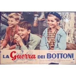 Guerre des boutons (fotobusta set of 12)