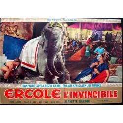 Hercules The Invincible...