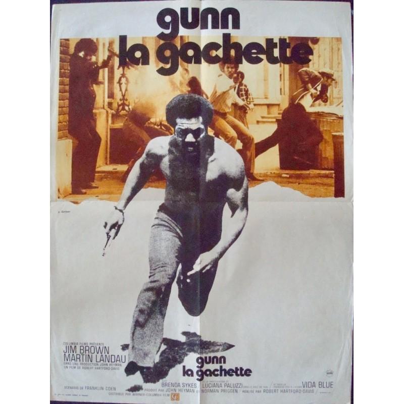 Black Gunn (French)