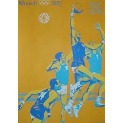 Munich 1972 Olympics Basketball