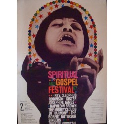 Spiritual and Gospel Festival - Marburg 1967