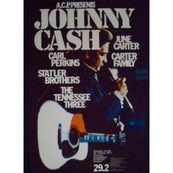 Johnny Cash - Munich 1972