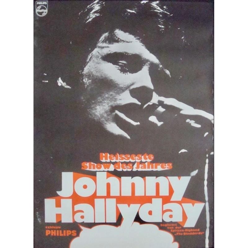 Johnny Hallyday - German Tour 1966