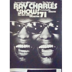 Ray Charles - German Tour 1971