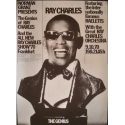 Ray Charles - Frankfurt 1970
