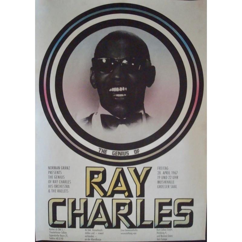 Ray Charles - Hamburg 1967