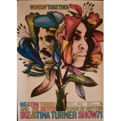 Ike and Tina Turner - German tour 1971