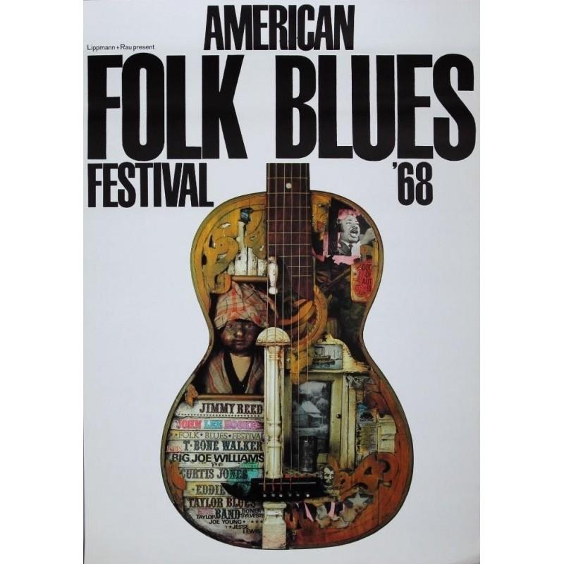 American Folk And Blues Festival 1968 (A1)