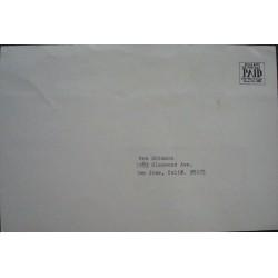 BGP 1972: Van Morrison (Handbill)