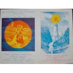 BG 243-244: Steve Miller Band (Postcard)