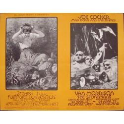 BG 229-231: Van Morrison (Postcard)
