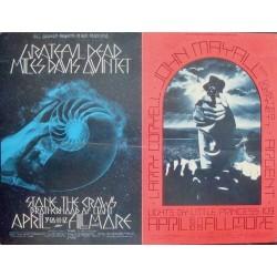 BG 227-228: Miles Davis (Postcard)