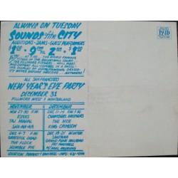 BG 203-204: Jethro Tull (Postcard)