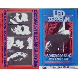 BG 199-200: Led Zeppelin (Postcard)