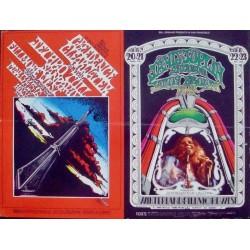 BG 164-165: Janis Joplin (Postcard)