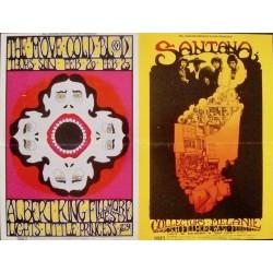 BG 160-161: Santana (Postcard)