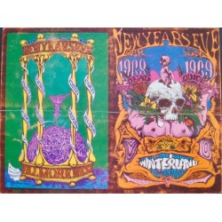 BG 152-153: Grateful Dead (Postcard)