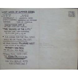 BG 133: The Who (Postcard)