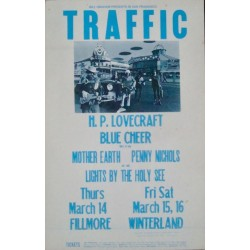 BG 111: Traffic (Postcard)