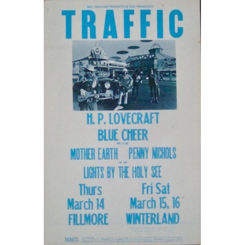 BG 111: Traffic (Postcard)