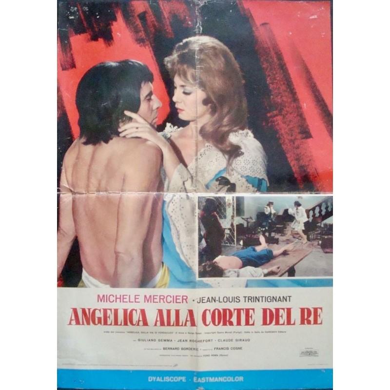 Angelique: Merveilleuse (Italian 1F)