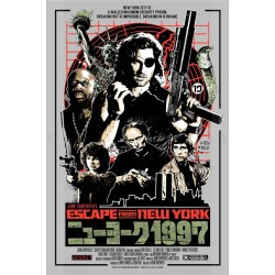Escape From New York (R2018)