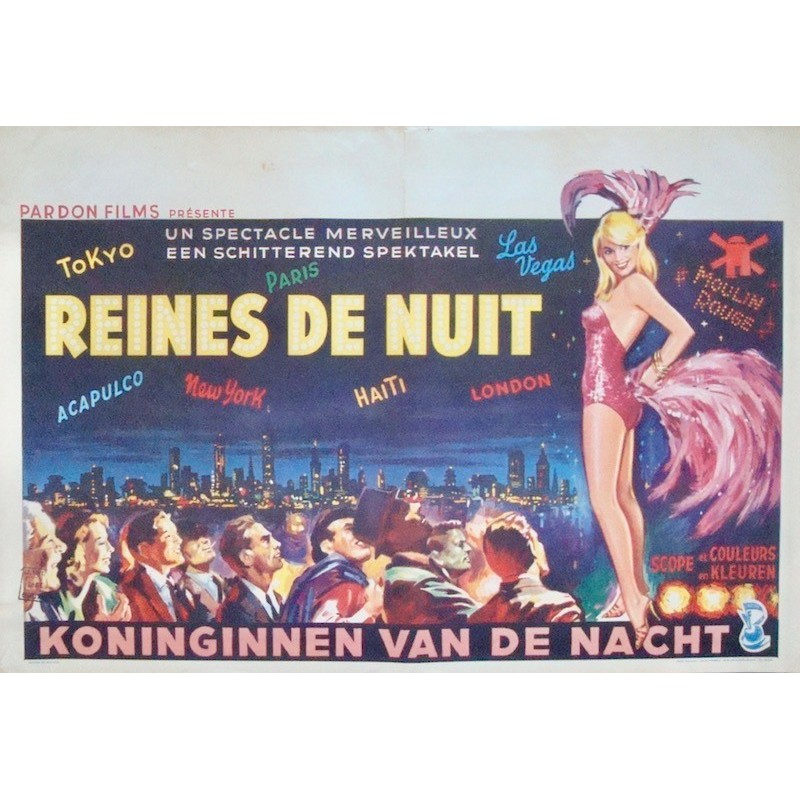Women By Night (Belgian)