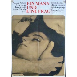 Man And A Woman - Un homme et une femme (German)