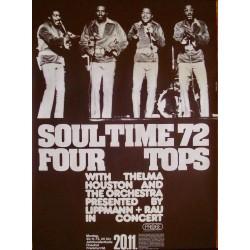 Four Tops - Frankfurt 1972