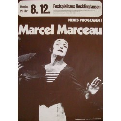 Marcel Marceau - Recklinghausen 1975