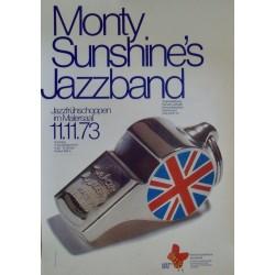 Monty Sunshine's Jazz band - Hamburg 1973