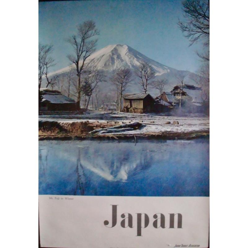 Japan: Mount Fuji (1962)