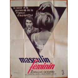 Masculin feminin (French)