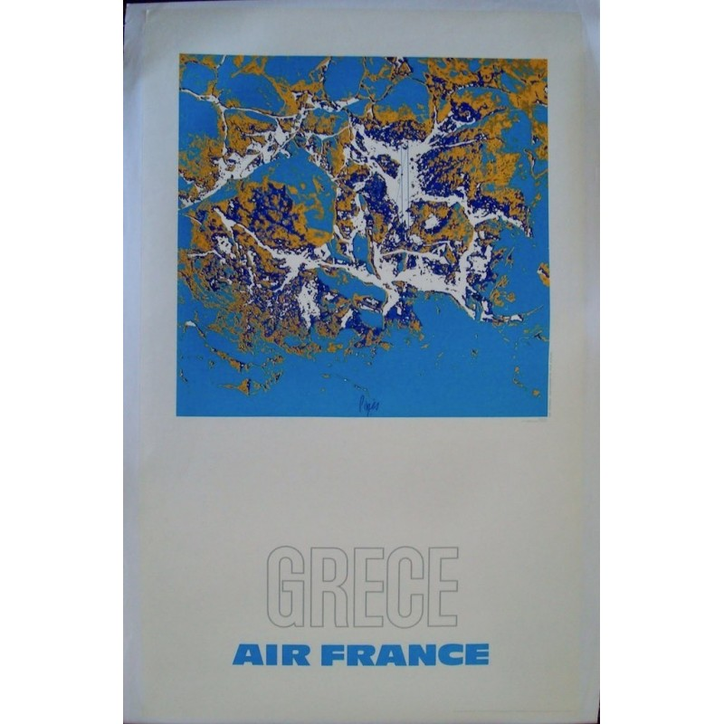 Air France Greece (1971)