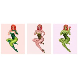 Poison Ivy-set