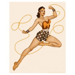 Wonder Woman: Sensation Comics