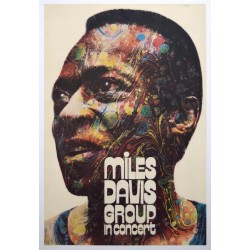 Mile Davis - German tour 1971 (LB)