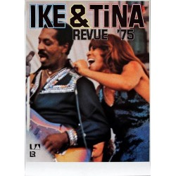 Ike and Tina Turner - German tour 1975