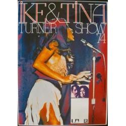 Ike and Tina Turner - German tour 1974