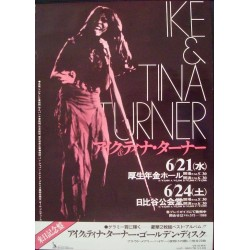 Ike and Tina Turner - Japan tour 1972