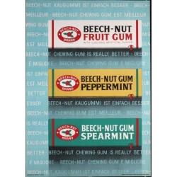 Beech-Nut Gum  (1959)