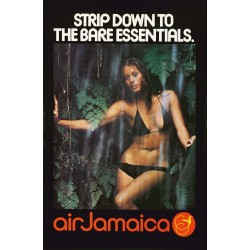 Air Jamaica: Strip Down To The Bare Essentials