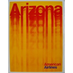 American Airlines Arizona (1969 - LB)