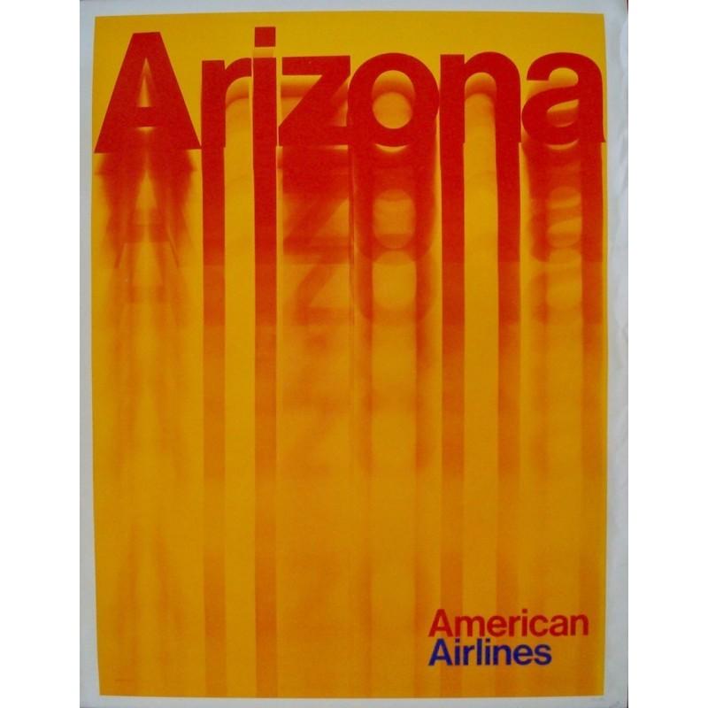 American Airlines Arizona (1969 - LB)