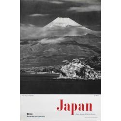 Japan: Mount Fuji (1972)