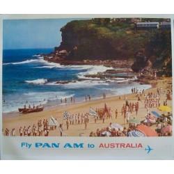 Pan Am Australia (1965 - LB)