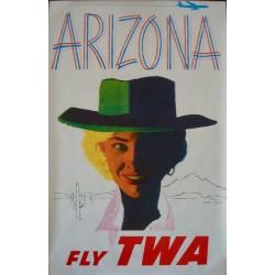 TWA Fly Arizona (1963)