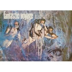 Fantastic Voyage (Japanese brochure)