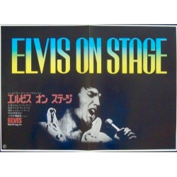Elvis: That's The Way It Is (Japanese B3)